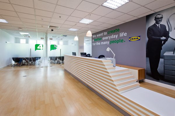 IKEA Vietnam Office