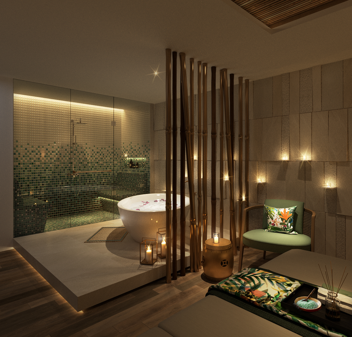 SPA RENOVATION - VINPEARL HOI AN
