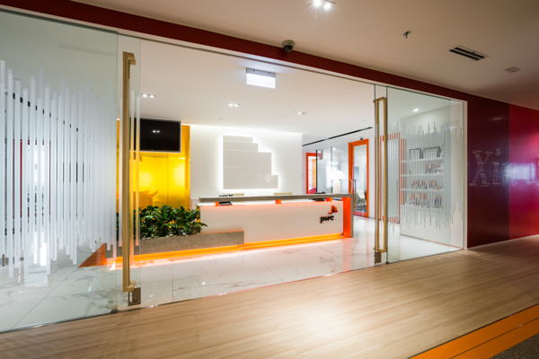 PwC Vietnam Office