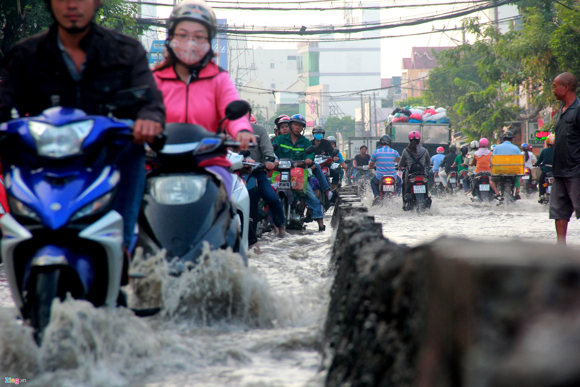 Beneath the Flood:  How Greener City Planning Can Unblock HCMC Waterways
