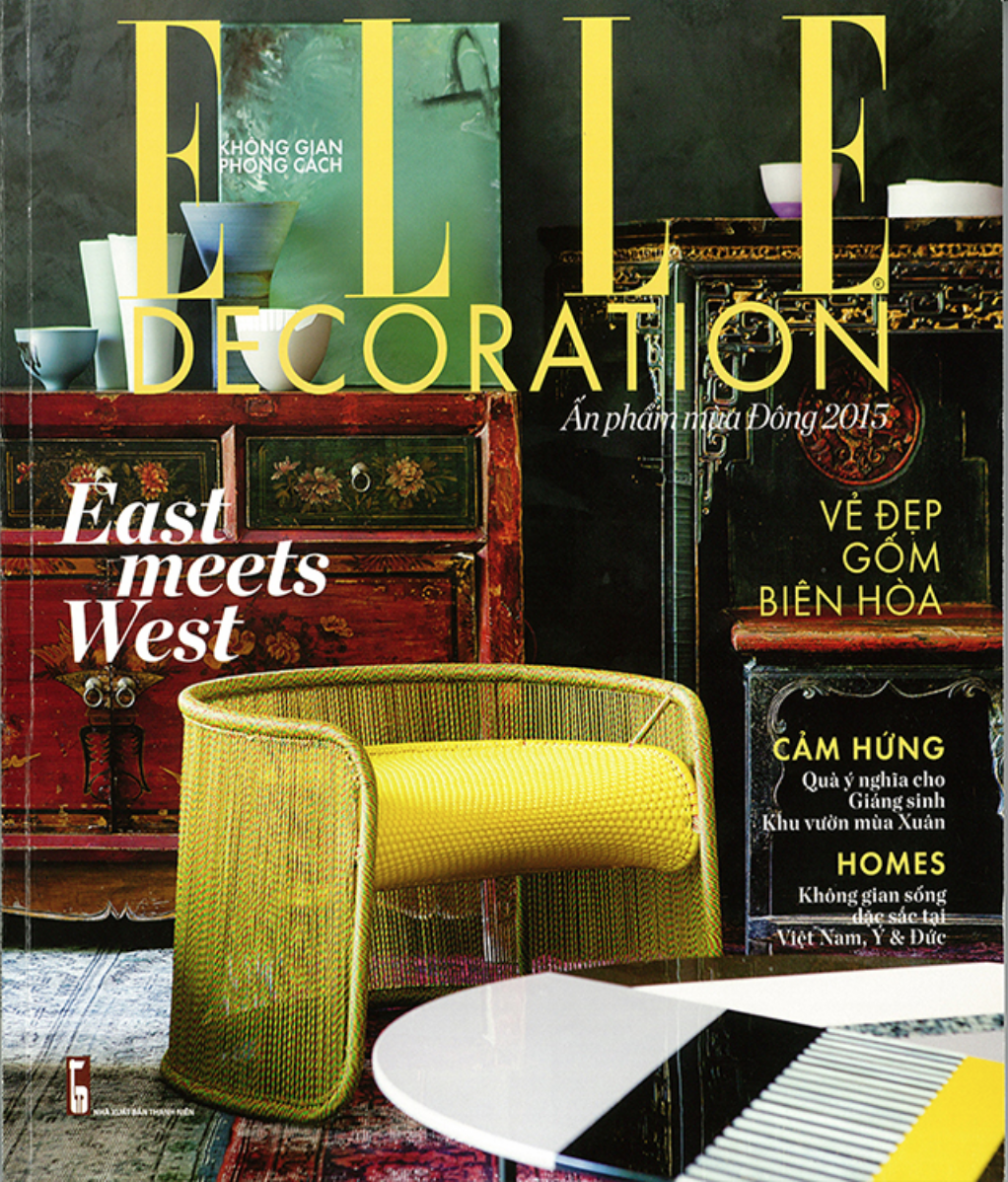 ELLE Decoration Dec 2015