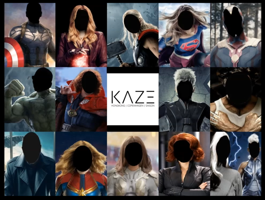 KAZE YEAR-END 2018: SUPERHEROES
