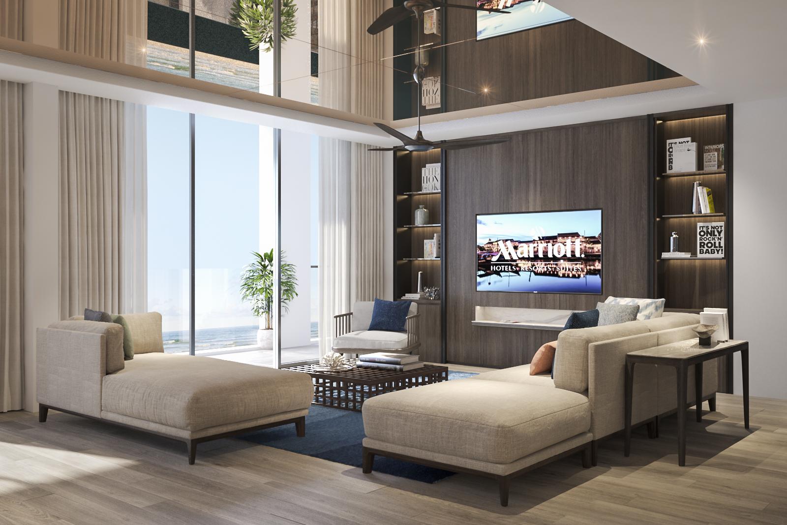 Marriott Resort & Spa Hoi An - Rooms - Presidential Suite