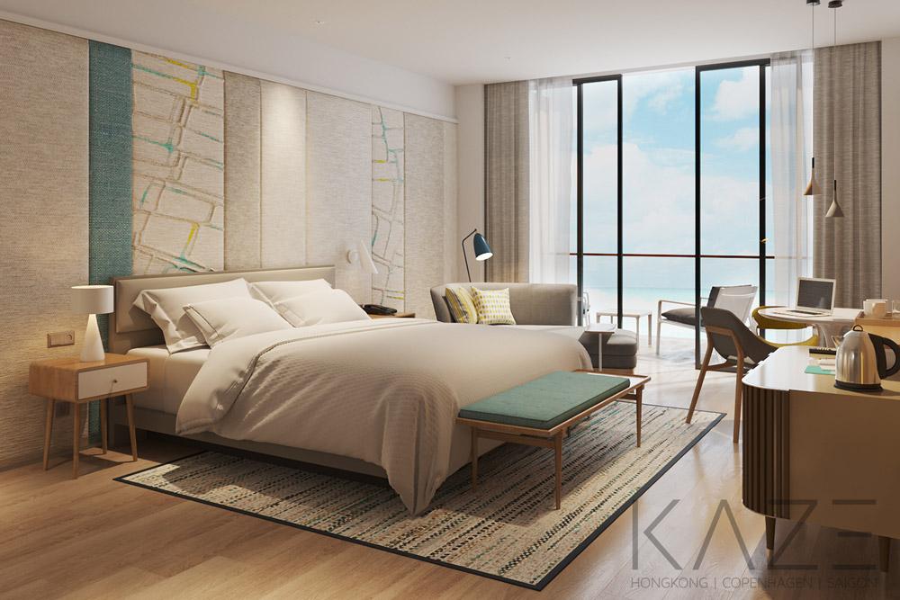 Resort Interior Design Project   Le Meridien Cam Ranh Resort & Spa